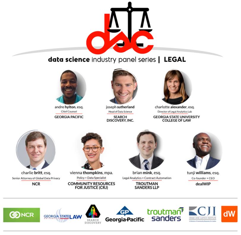 Legal Analytics Forum: Tech, Data, & Analytics For Lawyers